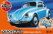 J6015 Автомобиль  VW Beetle QUICKBUILD