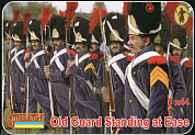 72170ST Фигуры Old Guard Standing at Ease 1/72 Strelets, 1/72