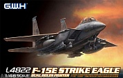 L4822 Самолет F-15E Strike Eagle Dual-Roles Fighter (Great Wall) 1/48