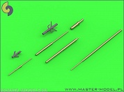 AM-48-121 Дополнение для моделей Su-15 (Flagon) - Pitot Tubes (optional parts for all versions)