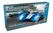C1369 Подарочный набор Scalextric International GT set