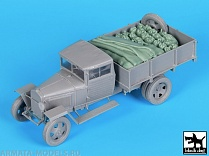 BDT35203 1/35 GAZ MM mod.1943 accessories set (MINIART)
