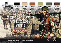 CS05 Набор GERMAN WWII UNIFORMS SET 2